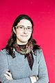Adrienne Alix, assemblée générale de Wikimedia France d'octobre 2013.jpg