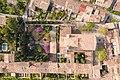 Aerial view of the Charterhouse of Valldemossa (la Cartuja) in Mallorca, Spain (48001751611).jpg