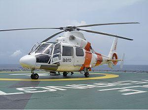 Aero Contractors (Nigeria) - Aero Contractors Aerospatiale SA-365N Dauphin 2, in 2005