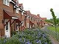 Affordable housing, Damson Way, Suckley 2008 - geograph.org.uk - 813412.jpg