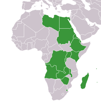 Africa-countries-COMESA