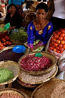 Food security Measure of availability and accessibility of food