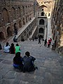 Agrasen ki baoli is a popular tourist destination.jpg