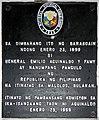 Aguinaldo oath-taking at Barasoain historical marker.jpg