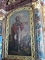 Ahausen St Jakobus Seitenaltar links Jakobus.jpg