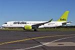 Air Baltic, YL-CSG, Bombardier CS300 (37041502746).jpg