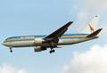 Air Tanzania Boeing 767-200ER ET-AIZ LGW 1991-7-6.png