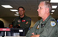 Air Vice-Marshal Mark Binskin briefs staff at the USAF 613th Air and Space Operations Center.jpg