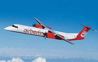 Bombardier Dash 8 - Air Berlin Q400