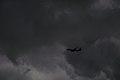 Aircraft In Thunderstorm - Kolkata 2011-05-04 2746.JPG