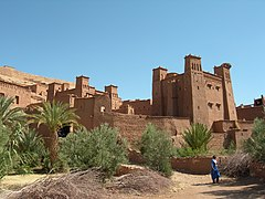 Ait Benhaddou - The weather clears - panoramio.jpg