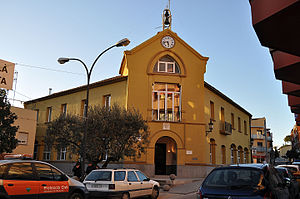 Montmeló - Montmeló town hall.
