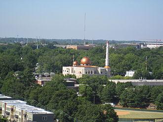 Demographics of Georgia (U.S. state) - The Al-Farooq Masjid Mosque of Atlanta