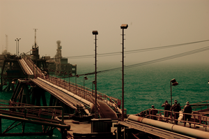Al Başrah Oil Terminal - MESD 823 personnel onboard ABOT, 2009