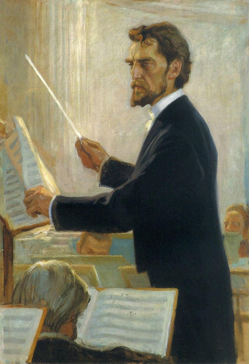 Albert Edelfelt - Portrait of Robert Kajanus.jpg