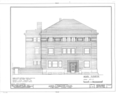 Albert F. Madlener House, 4 West Burton Place, Chicago, Cook County, IL HABS ILL,16-CHIG,25- (sheet 2 of 9).png
