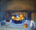 Albert König Stillleben mit Früchten in blauer Schale 00.JPG