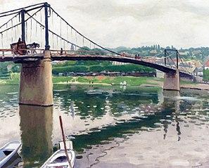 Le pont de Triel