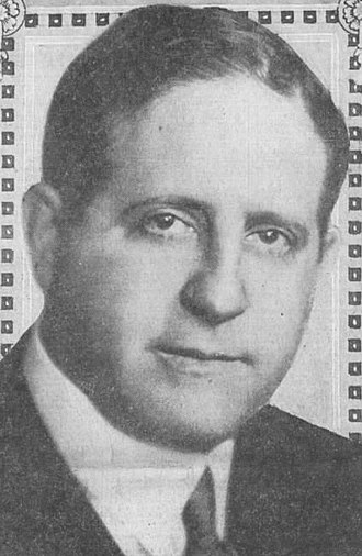 1928 New York state election - Image: Albert Ottinger (New York Attorney General) 2