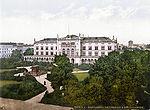 L université Albertina de Königsberg, où Kant a enseigné.