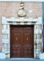 Alcalá de Henares (RPS 17-05-2020) Palacio Laurent, pórtico.png