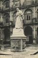 Alcalá de Henares (Tomás de Gracia Rico 1915) Universidad. Estatua del Cardenal Cisneros.png