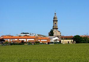 Battle of Alegría de Álava - Image: Alegria Dulantzi Iglesia de San Blas 12