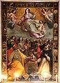 Alessio Gemignani, assunta con gli apostoli e san domenico tra i misetri del rosario 02.jpg