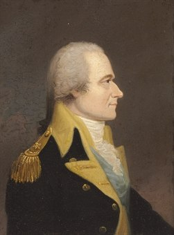 Alexander Hamilton By William J Weaver
