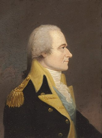 Hamiltonian economic program - Alexander Hamilton by William J. Weaver