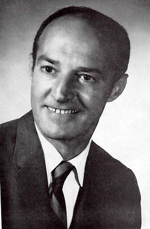 Alexander V. Acebo - Alexander V. Acebo, Vermont State Auditor, 1970 to 1993