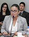 File:Alexandra Arce en la Comisión de Justicia, 7 de marzo de 2017.jpg