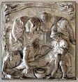 Alfonso lombardi (attr.), deposizione di cristo nel sepolcro, xvi secolo.jpg