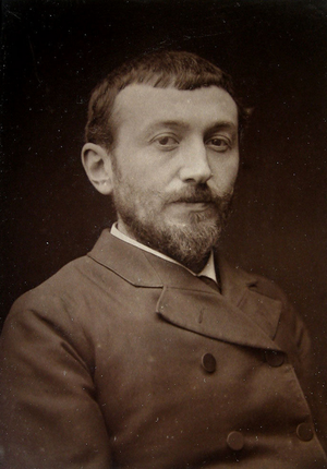 Alfred-Henri Bramtot - Alfred-Henri Bramtot, carte de visite;  (circa 1890).