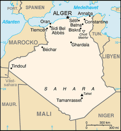 Algeriet Wikipedia