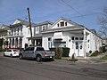 Algiers NOLA Mch2014 Houses Bollard.jpg