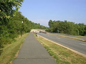 Sterling, Virginia - Algonkian Parkway