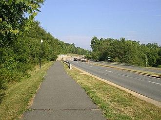 Sterling, Virginia - Algonkian Parkway