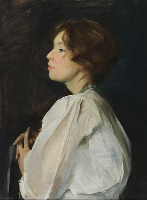 Alice Kent Stoddard - Elizabeth Sparhawk-Jones, 1910, Pennsylvania Academy of the Fine Arts