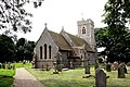 All Saints, North Wootton, Norfolk - geograph.org.uk - 1501051.jpg