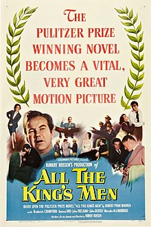 All the King's Men (1949 film poster).jpg