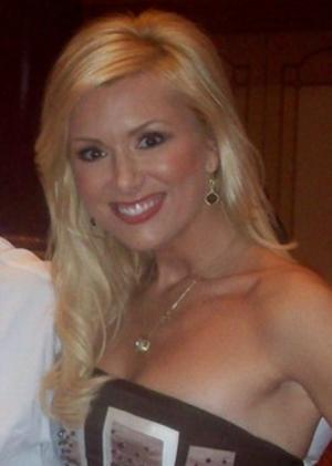 Miss Tennessee - Allison Alderson, Miss Tennessee 1999 (pictured in 2008)