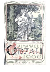 Almanaque de Orzali para 1900