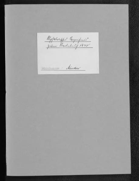 File:Alphabetisches Namensverzeichnis zum Sterberegister des Standesamtes Minden, 1940.djvu