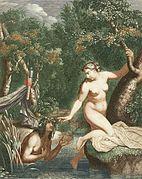 Alpheus and Arethusa, Abraham Bloteling