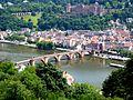Alte Brücke Schloss Philosophenweg Heidelberg Germany - panoramio.jpg