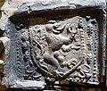 Altenburg Mittelalterliches Kloster - Goldener Ofen 3 Wappen.jpg