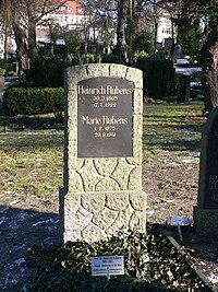 Alter St-Matthäus-Kirchhof Rubens Heinrich.jpg