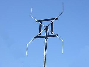 AWX antenna - Image: Altered AWX antenna