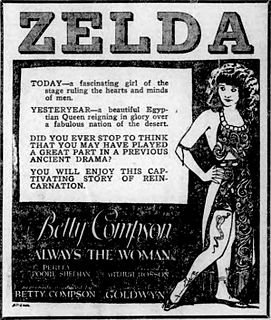 <i>Always the Woman</i> 1922 film